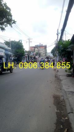 Cho thuê nhà mặt tiền thống nhất (10 x 34m), giá 60tr (gần n
