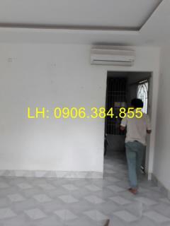 Cho thuê nhà 2 mặt tiền trần bình trọng, 4,3 x 9m (nở hậu 5m