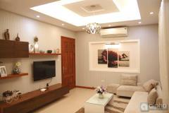 Cho thuê căn hộ đầy đủ nội thất tại phố trần phú