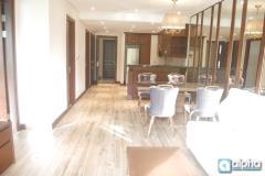 Cho thuê căn hộ phố hàng chuối - đầy đủ nội thất hiện đại