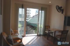 Cho thuê căn hộ tại hoàn kiếm - không gian thoáng mát giá rẻ