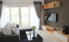 Cho thuê cc bộ công an 2 phòng ngủ, không nội thất, giá 7.5t