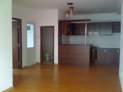 Căn hộ ehome 3 gồm 1pn, không nội thất, nhà đẹp, giá 4.5tr/t