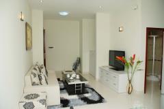 6.5tr/th - căn hộ phú thạnh 1 phòng ngủ, đủ nội thất, view c
