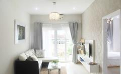 Cho thuê căn hộ hoàng tháp 3 phòng ngủ, đủ nội thất, giá 12t