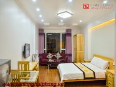 Căn hộ chung cư 1-2-3 phòng ngủ tại văn cao hải phòng
