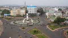 Bán đất phố kinh doanh đường  trần hưng đạo  trung tâm thị