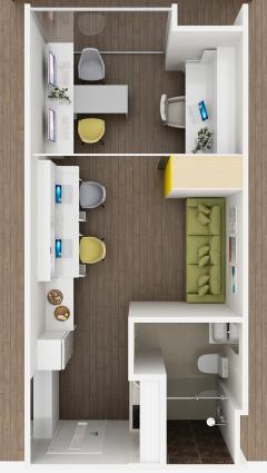 Cơ hội sở hữu căn hộ & căn hộ văn phòng mặt tiền q10,giá tốt