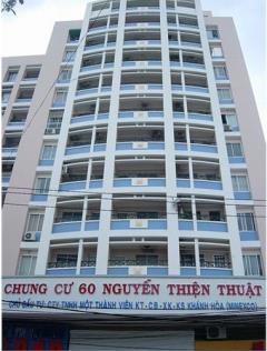 Bán căn hộ chung cư 60 nguyễn thiện thuật