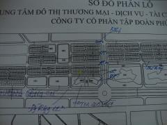 Sang nhượng 02 lô đất nền dự án sân bay nha trang