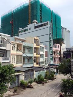 Cho thuê căn nhà riêng đường nguyễn thiện thuật hẻm rộng 8m