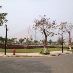 Làng châu âu- euro village ven sông hàn đà nẵng