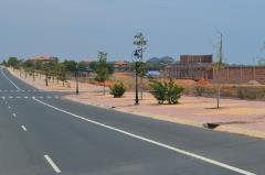 Nền nhà phố khu dân cư an ninh 7m đường xe hơi