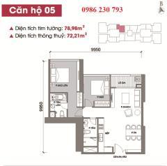 Bán lại căn hộ vinhomes metropolis 2pn m2 4305 view hồ tây