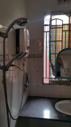 Phòng mới sạch sẽ thoáng tại 25/1 nguyễn trãi p.2 q.5. 5.5tr