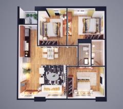 Bán suất ngoại giao chung cư athena complex xuân phương