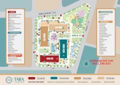 Căn hộ 3pn, 88m2 1,6 tỷ full nội thất dự án tara residence.