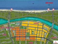 Đà thành land mở bán dự án blue ocean city đất nền ven biển