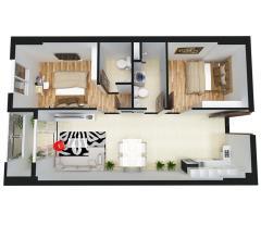 Cần sang nhượng căn hộ prosper giá rẻ hơn cđt  100 triệu