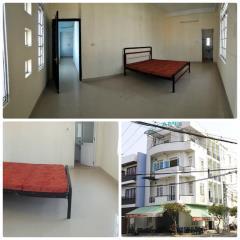 Cho thuê căn hộ 2 phòng ngủ khuê trung cẩm lệ