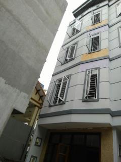Bán nhà 4 tầng xây mớ phường hà cầu.giá 1.7 tỷ.lh 0966819456