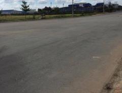 Bán đất nền củ chi dt 5x20m, shr gần chợ, đối diện kcn