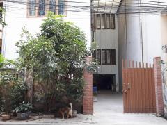 Cho thuê nhà ngõ 121 chùa láng, phường láng thượng, đống đ