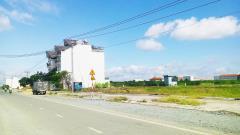 Bán đất xây xưởng, kho 961m2 ấp 2, quy đức, bình chánh