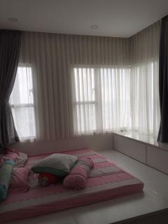 Cho thuê căn hộ chung cư tại dự án sunrise city