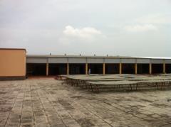 Nhà xưởng cho thuê làm chế biến nông sản,kho.diện tích 9000m