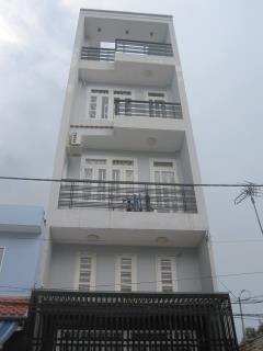 Bán nhà hxh nguyễn trãi. phường 3, quận 5, dt 93m2