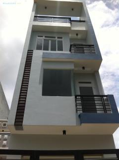 Bán nhà mt hồng bàng phường 12, quận 5, diện tích 62m2