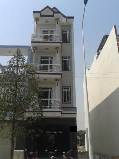 Bán nhà mt quận 10, cmt8, phường 12, diện tích 64m2