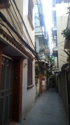 Bán nhà phố thụy khuê ba đình hà nội 50m2 x 4 tầng giá 3.7 t