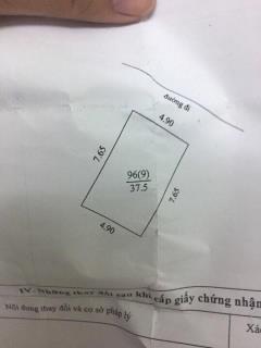 Nhà cấp 4 giá cực rẻ,cần bán gấp trong tết trả nợ - lh 096.3