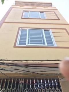 Bán nhà vạn phúc, 40m2 4 tầng, sát kđt simco sông đà, hai mặ