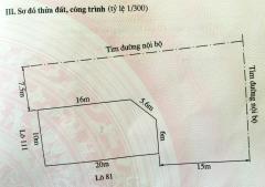 Bán lô đất khu cây lim,đằng hải,hải an,dt:192m2,giá:10triệu