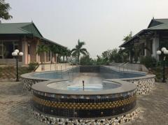 Bán resort được thiết kế trên 3ha rất đẹp thuộc gia lâm