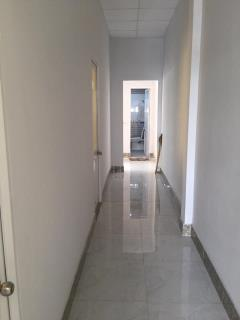 Nhà 1 trệt 1 lầu, thổ cư, mặt tiền đường trần việt châu
