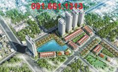 Bán căn hộ chung cư flc garden city,78m2 giá 1 tỷ