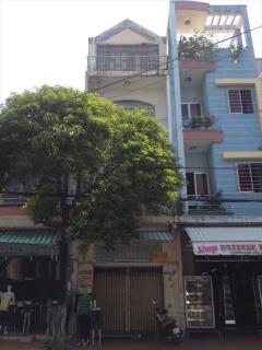 Nhà mặt tiền đường thủ khoa huân phường 1 tp mỹ tho tiền gia