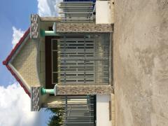 Nhà mới xây 450 triệu/ 95m2 đường trần thị thơm, xã tân mỹ c