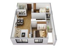 Mua chung cư, vay ưu đãi, lãi suất thấp, chiết khấu hấp dẫn