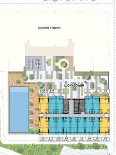 Chỉ còn 10/300 căn officetel richmond city chưa có chủ