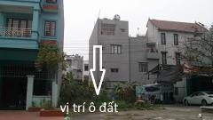 Bán đất khu đô thị vựng đâng sienco5 bám trục đường to dt 82