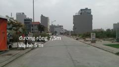 Bán đất trung tâm hồng hải - hạ long - quảng ninh lô a3 dt 1