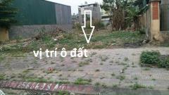 Bán đất biệt thự đô thị hà khánh a cạnh tòa án lô a4