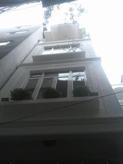 Bán nhà khương thượng đ.đa 30m2, 4 tầng, 3,8 tỷ, ô tô tránh