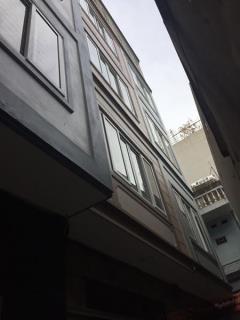 Bán nhà quan nhân 44m2, 5 tầng, mt 4,5m, 4,9 tỷ, gần phố