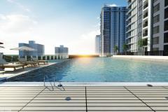 Đặt chỗ chung cư the zen gamuda. dự kiến từ 22 triệu/m2.